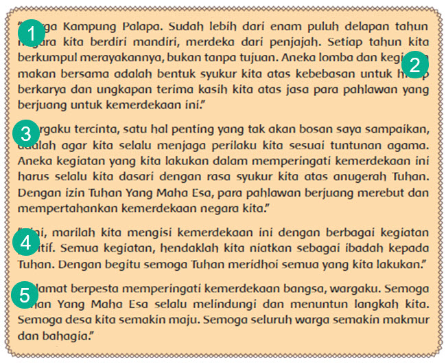 Pidato Pak Abdi