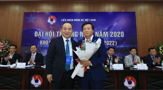 Ông Lê Văn Thành - Chủ tịch VFV đắc cử Phó chủ tịch VFF