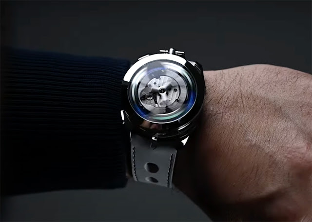 The M.A.D.Edition M.A.D.1 watch