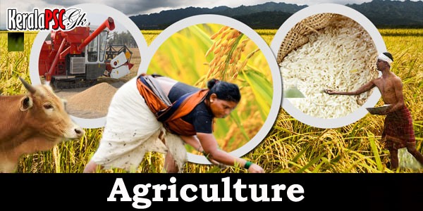 Kerala PSC - Study Material (Agriculture)