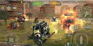 game-robot