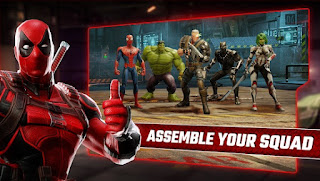 Marvel Strike Force v1.4.2 Mod Apk (Unlimited Energy)
