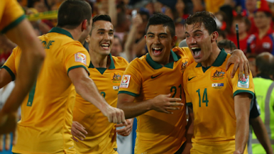 Australia Socceros