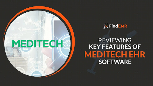 Meditech EHR Software