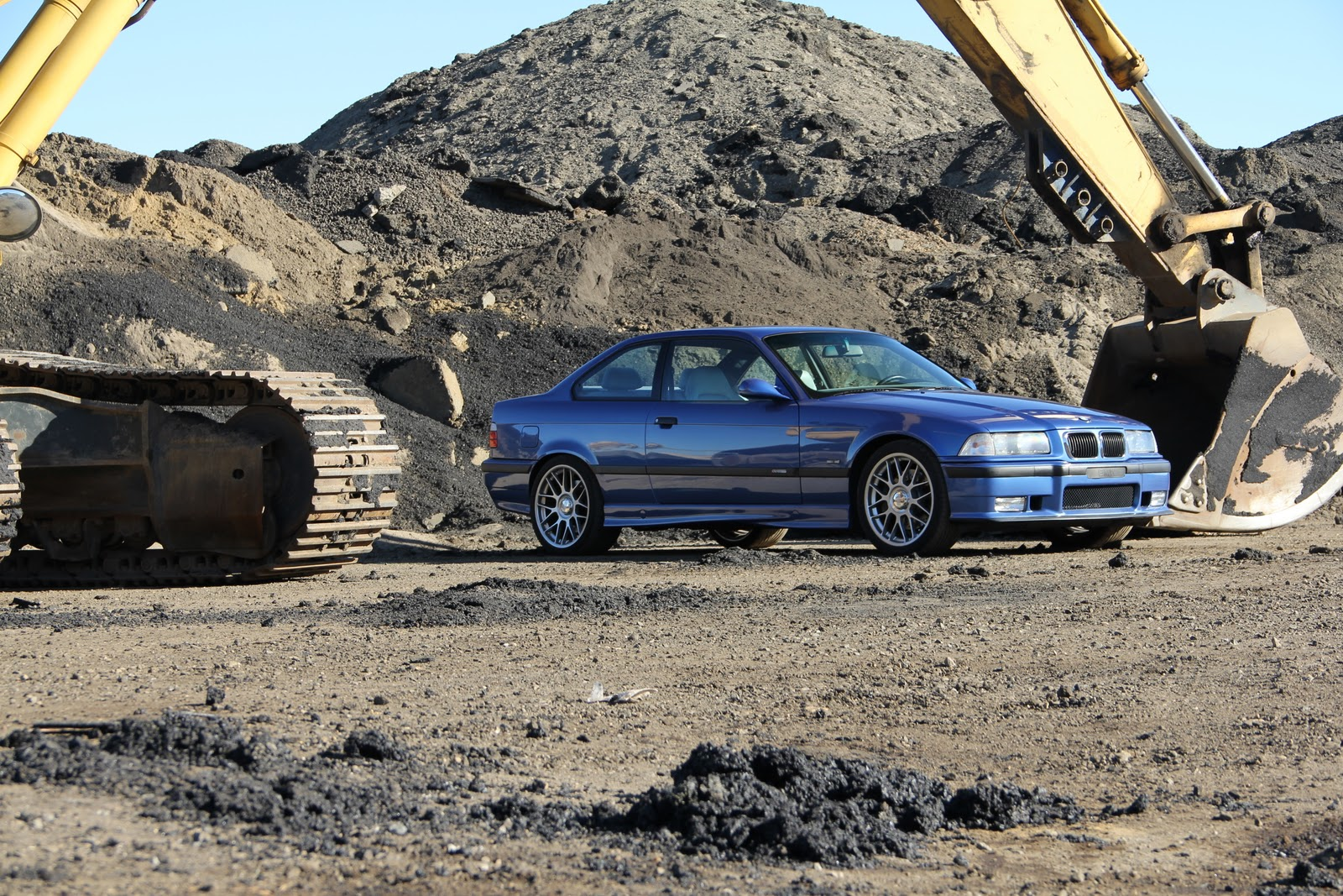 My 1999 Estoril Blue M3 Photoshoot | mfatuation