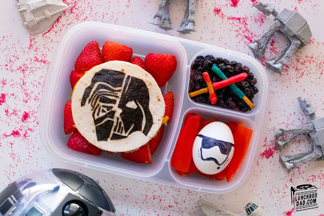Star Wars: The Rise of Skywalker First Order Lunch Recipe