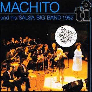 MACHITO AND HIS SALSA BIG BAND (1982)