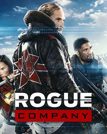 تحميل لعبة Rogue Company للكمبيوتر
