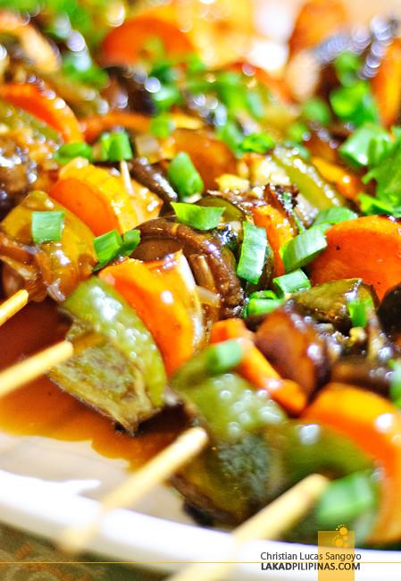 Kebab Guangzhou China