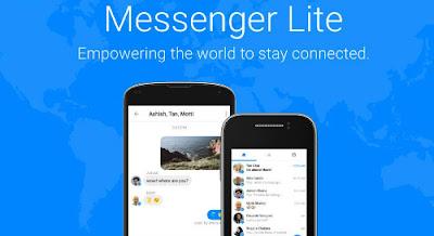 tải facebook messenger lite về điện thoại
