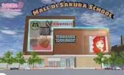 ID Mall di Sakura School Simulator Dapatkan Disini