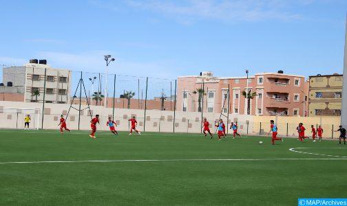 المنتخب الوطني المغربي لكرة القدم لأقل من 20 سنة يخوض تجمعا اعداديا ما بين 24 و28 ماي الجاري بالمعمورة