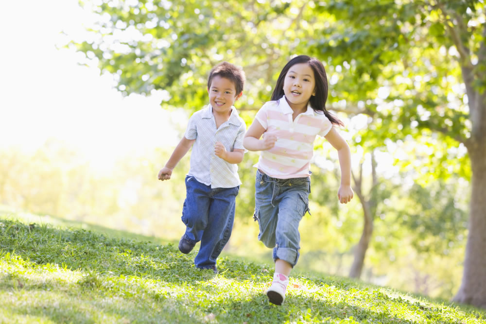 Playing 10 Minutes Lower Risk of Disease on Children