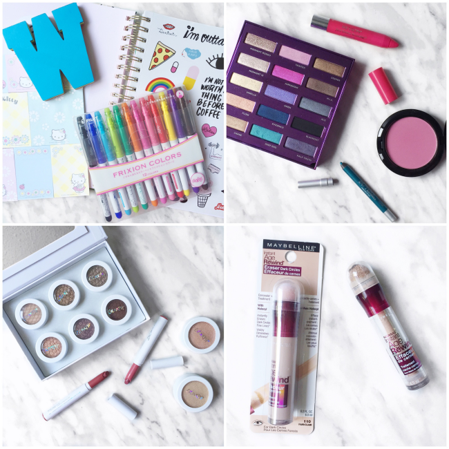 bbloggers, bbloggersca, canadian beauty bloggers, lbloggers, instamonth, colourpop, bando agenda, maybelline instant age rewind