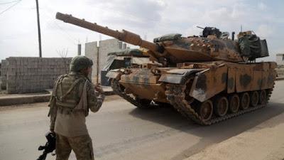 Air strike in Syria's Idlib kills 33 Turkish troops