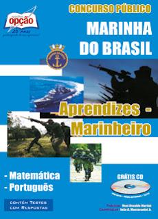 Apostila APRENDIZES Marinha do Brasil 2014
