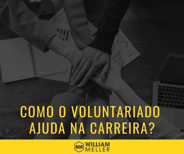 Como o trabalho voluntário pode me ajudar na carreira?