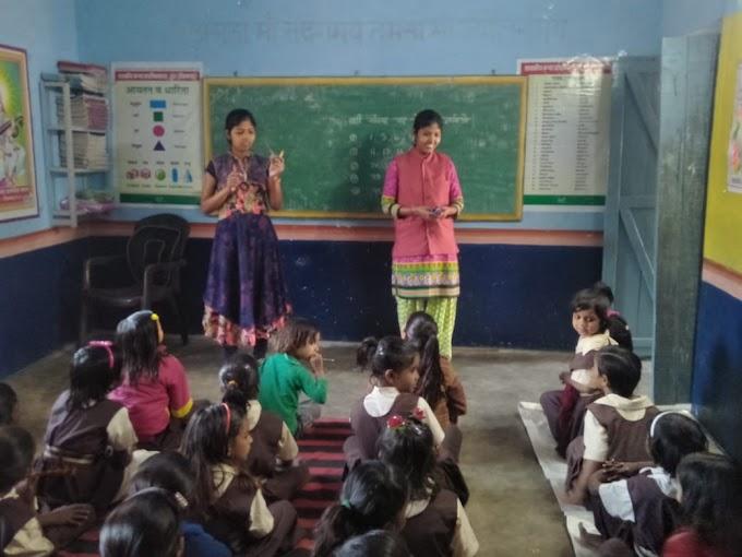 शिक्षा के क्षेत्र में मिसाल हैं दोनों बहनें, अदिति-अर्पिता जैन