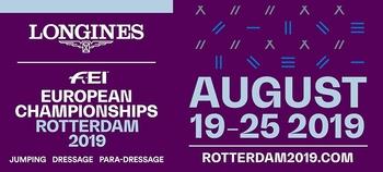 """HÍPICA - Campeonato de Europa de Doma 2019 (Rotterdam, Holanda): Triplete para la dominadora Isabell Werth con su """"Bella Rose"""""""