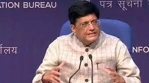 Piyush Goyal will be the Leader of the House in the Rajya Sabha