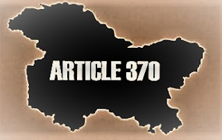 what is article 370? what is article 370 of indian constitution