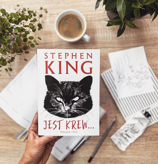 Jest krew... - Stephen King