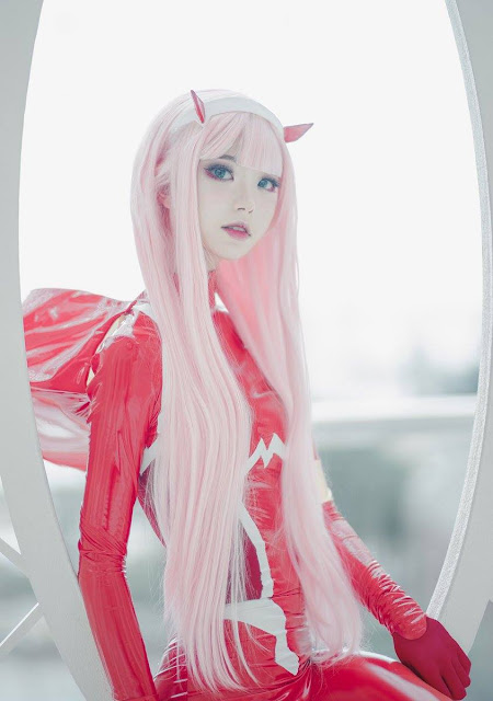 best cosplay darling in the franxx