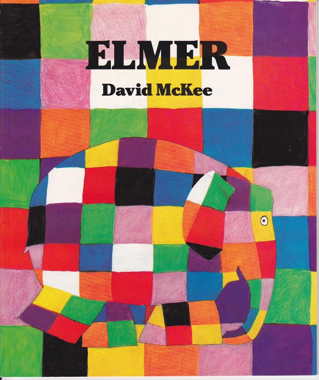Children S Book Cover Letter : Metamora community preschool elmer the elephant