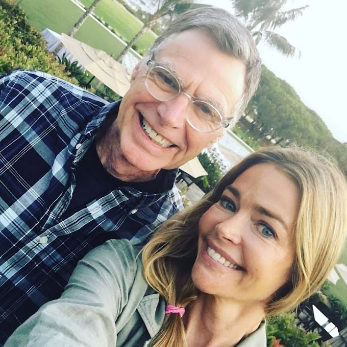 Denise Richards' Father Comes To Her Defense Amid RHOBH Season 10 Drama!