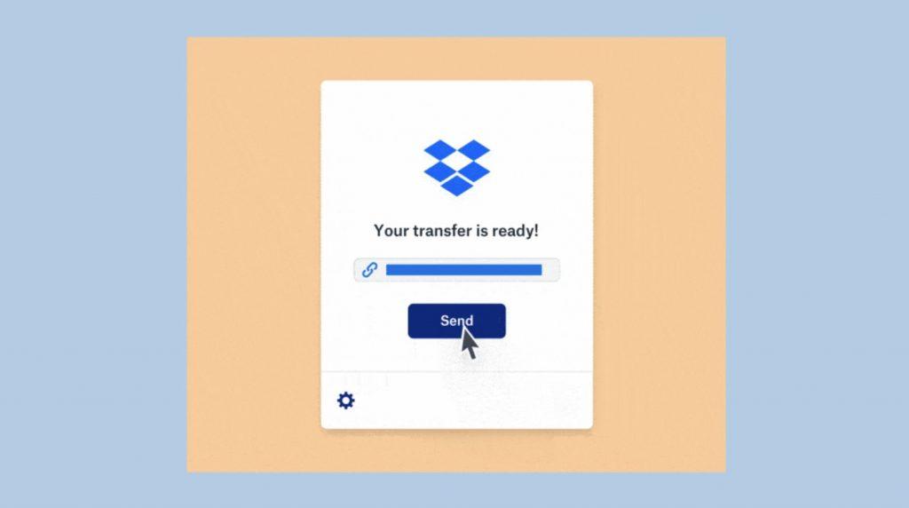 دروب بوكس تطلق خدمة Transfer
