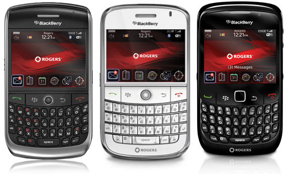 Mobile Mania: BlackBerry 9700 Rogers