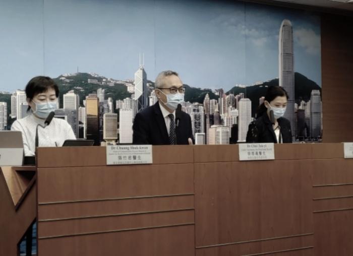 Hari Ini Hong Kong Laporkan 149 Kasus Baru Pasien Terinfeksi Virus Corona, 145 Kasus diantaranya adalah Kasus Lokal