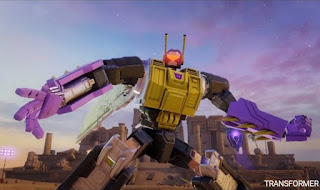 TRANSFORMERS : Forget to Fight