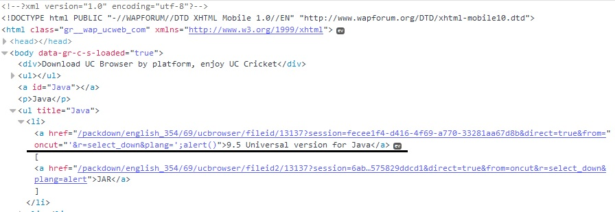 Reflected XSS on Alibaba Group #Part1