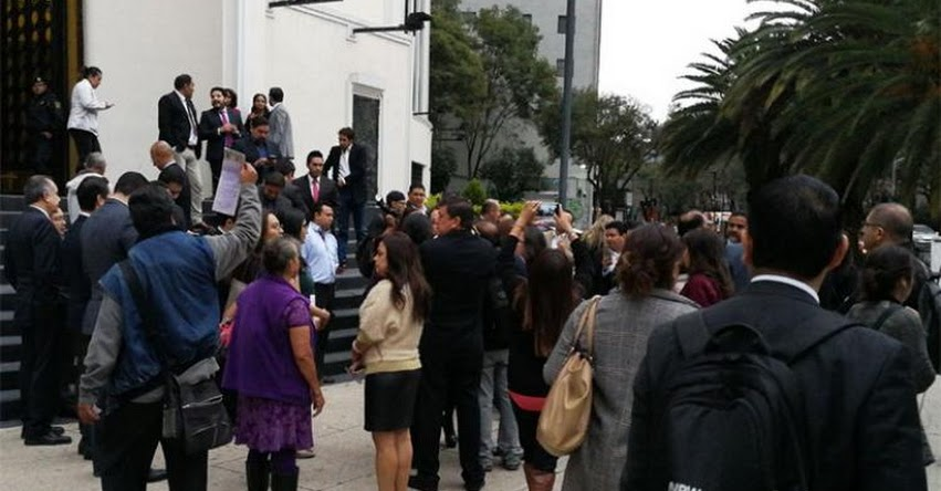 TEMBLOR EN MÉXICO: Falsa alerta por sismo en Ciudad de México (Hoy Miércoles 6 Setiembre 2017) - USGS - SSN
