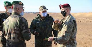 """من بينها المحبس على مشارف تندوف.. المغرب يعلن رسميا عن المناطق التي ستحتضن مناورات """"الأسد الإفريقي"""" المشتركة بين الجيشين المغربي والأمريكي"""