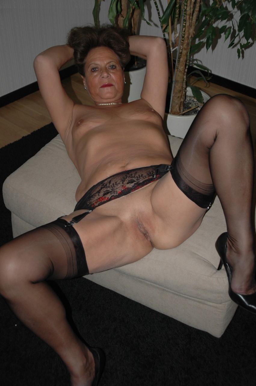 Real Grandma Porn
