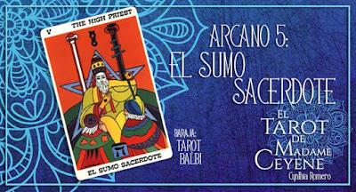 Arcano 5: El Sumo Sacerdote