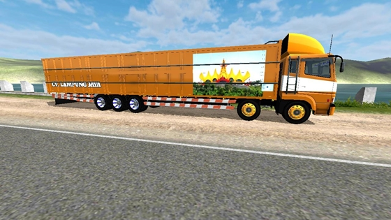 truck fuso tribal bussid wsp mods