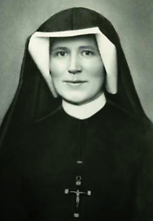 Santa Maria Faustina Kowalska (Polônia, 1905-1938)
