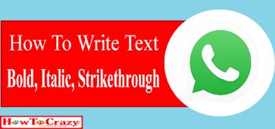 whstapp-text-format