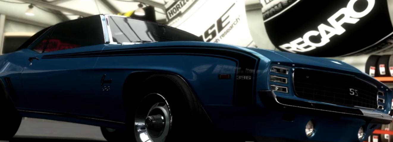 Chevrolet Camaro SS Coupe 1969