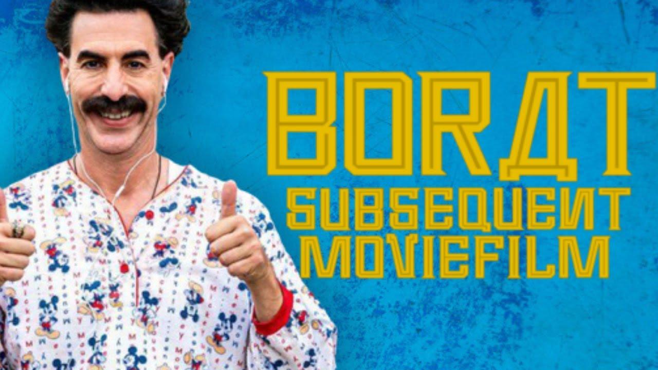Escenas reales de Borat 2