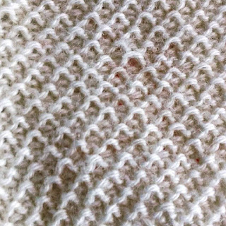 Sand Stitch Closeup