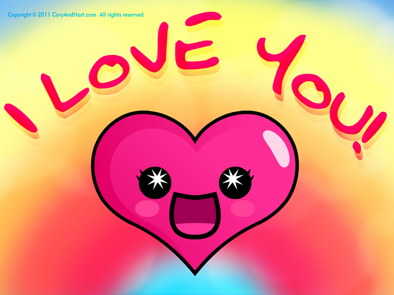 Cute Love Iphone Wallpaper