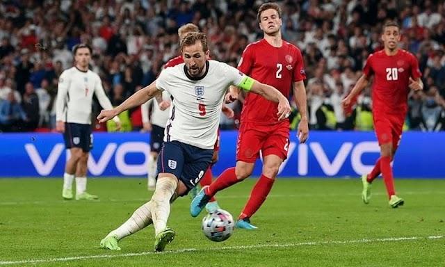 Αγγλία - Δανία: Τεράστια πρόκριση με Κέιν και στο βάθος Ιταλία, δεν τα κατάφερε η Δανία (2-1 παρ.)