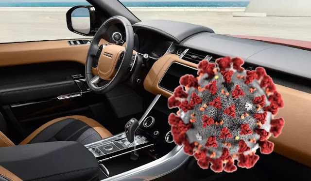 car germs vehicle bacteria automobile viruses