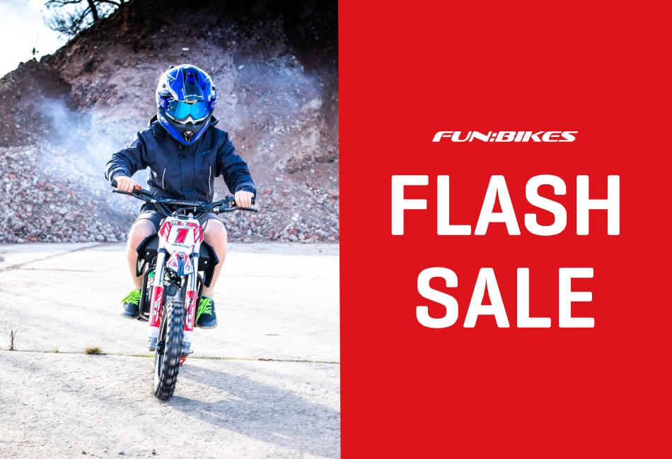 Flash Sale At FunBikes
