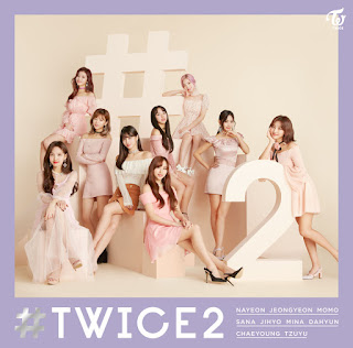 TWICE - #TWICE2 (Japanese Version) - EP [iTunes Plus AAC M4A]