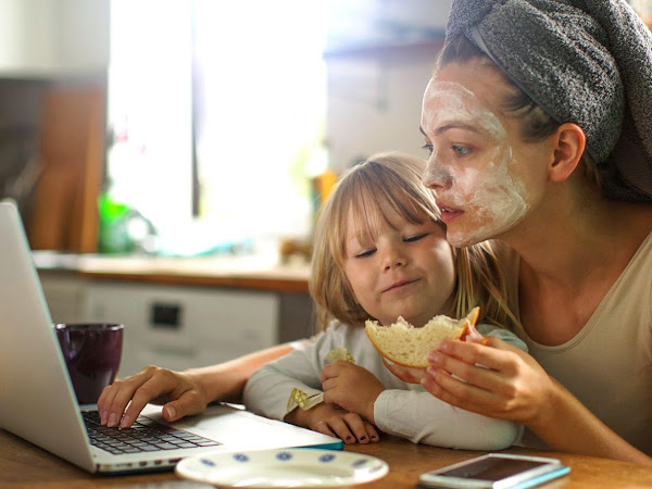 5 STEPS TO HELP WORKING MOTHERS FIND LIFE BALANCE